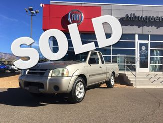 2002 Nissan Frontier XE in Albuquerque New Mexico, 87109