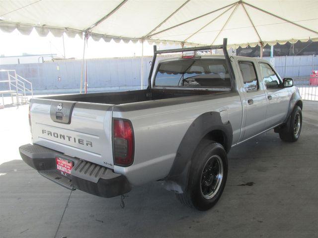 2002 Nissan Frontier XE Gardena, California 2
