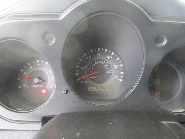 2002 Nissan Frontier XE Gardena, California 5