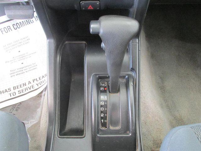 2002 Nissan Frontier XE Gardena, California 7