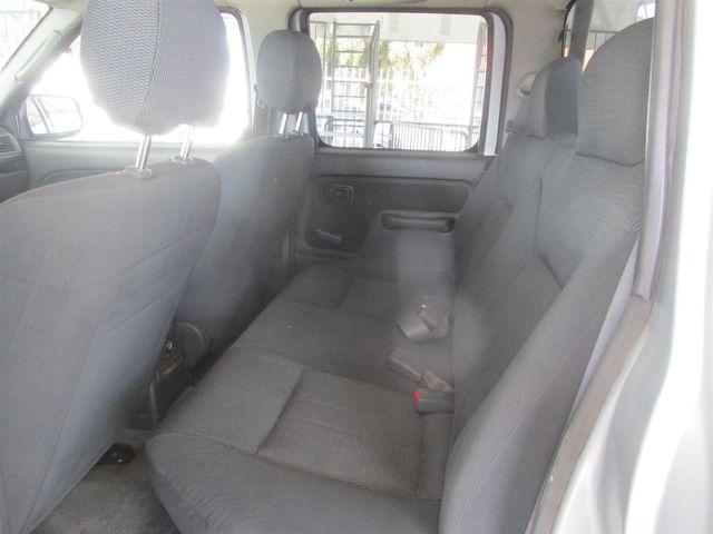 2002 Nissan Frontier XE Gardena, California 10