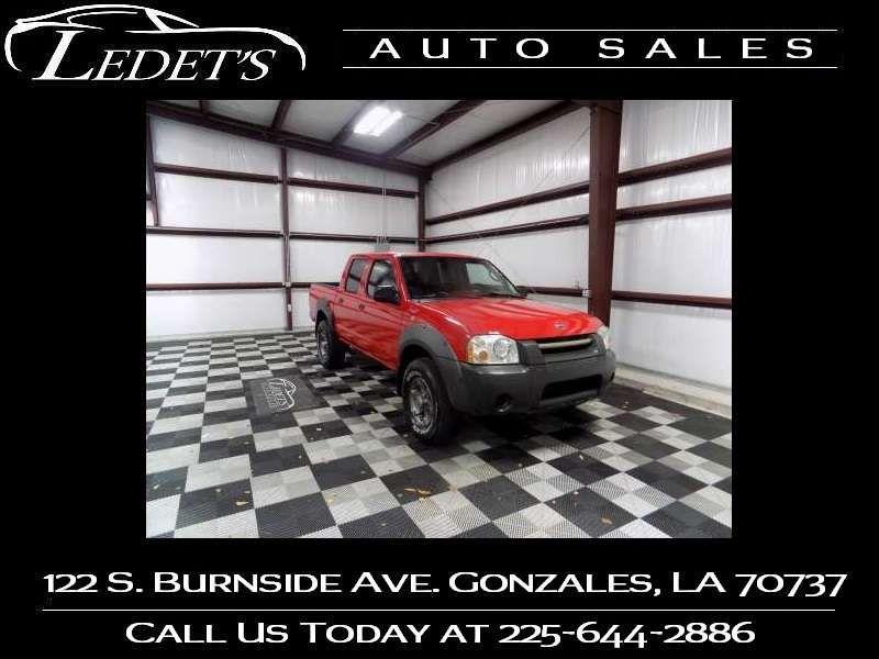2002 Nissan Frontier XE - Ledet's Auto Sales Gonzales_state_zip in Gonzales Louisiana