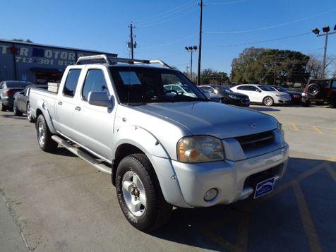 2002 Nissan Frontier SE in Houston