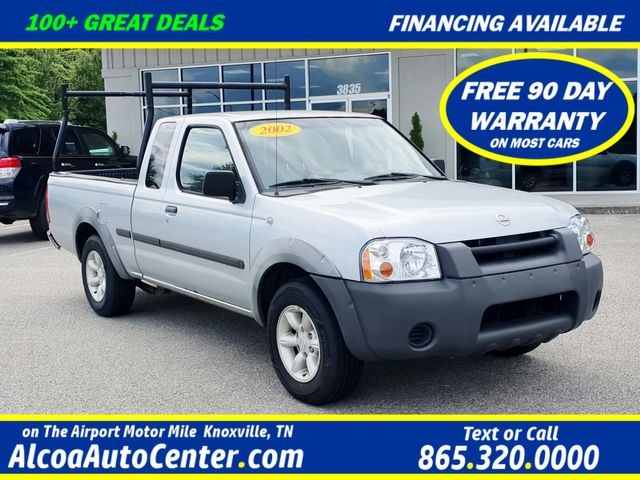 2002 Nissan Frontier XE Gear Package w/15 Alloy Wheels in Louisville, TN 37777