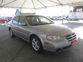 2002 Nissan Maxima GXE Gardena, California 3
