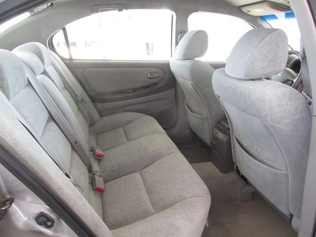2002 Nissan Maxima GXE Gardena, California 12