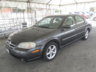 2002 Nissan Maxima GXE Gardena, California