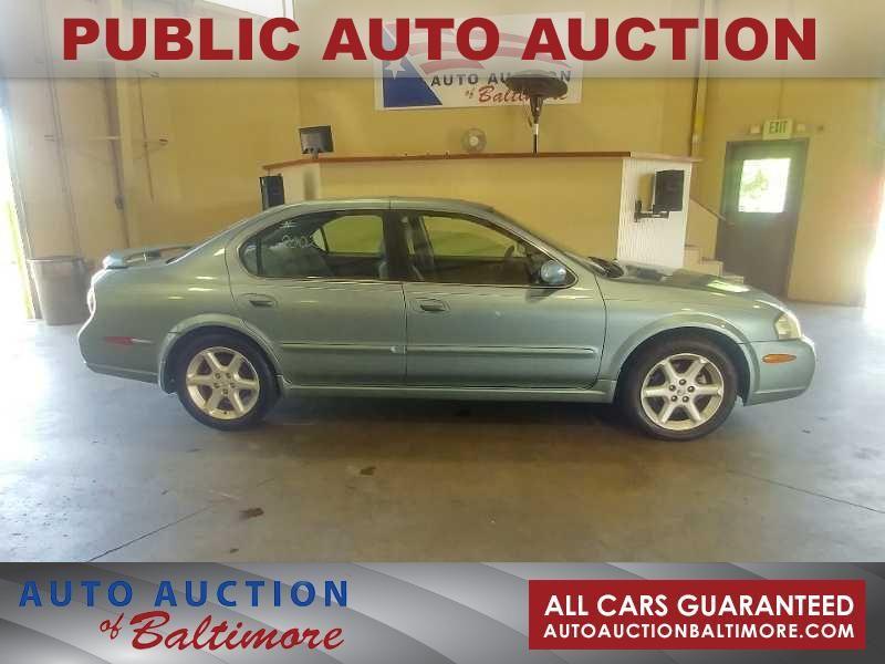 2002 Nissan Maxima SE | JOPPA, MD | Auto Auction of Baltimore  in JOPPA MD