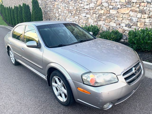 2002 Nissan Maxima GXE in Knoxville, Tennessee 37920