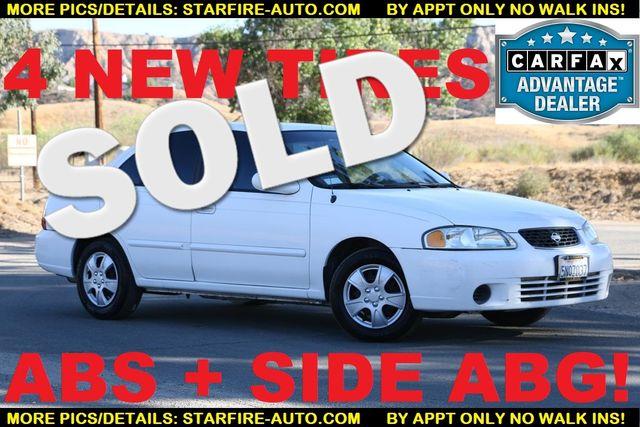 2002 Nissan Sentra GXE Santa Clarita, CA 0