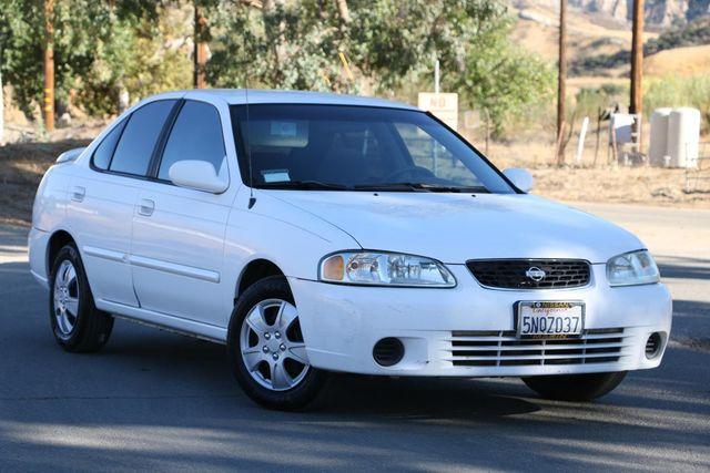 2002 Nissan Sentra GXE Santa Clarita, CA 3