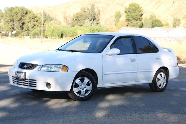 2002 Nissan Sentra GXE Santa Clarita, CA 1
