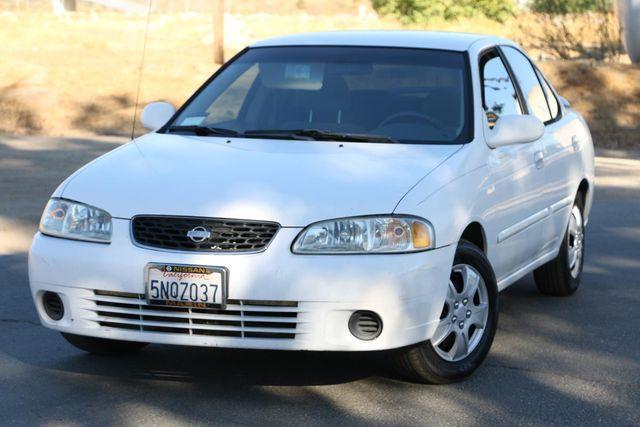 2002 Nissan Sentra GXE Santa Clarita, CA 4