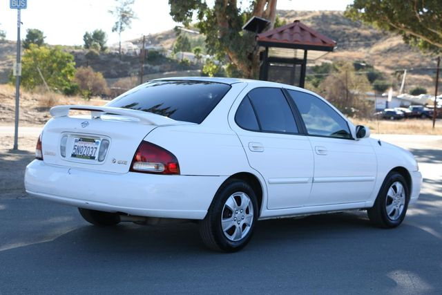 2002 Nissan Sentra GXE Santa Clarita, CA 6