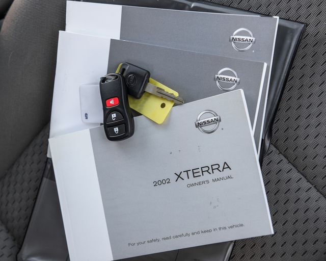 2002 Nissan Xterra XE Burbank, CA 28