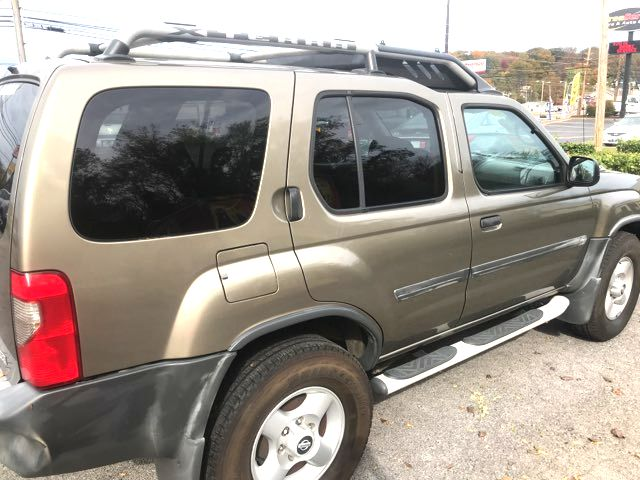 2002 Nissan Xterra SE Knoxville, Tennessee 3