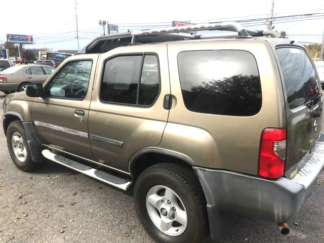 2002 Nissan Xterra SE Knoxville, Tennessee 6