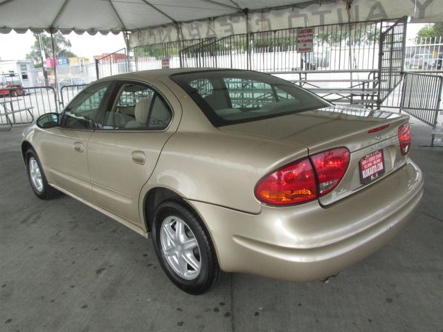 2002 Oldsmobile Alero GL1 Gardena, California 1