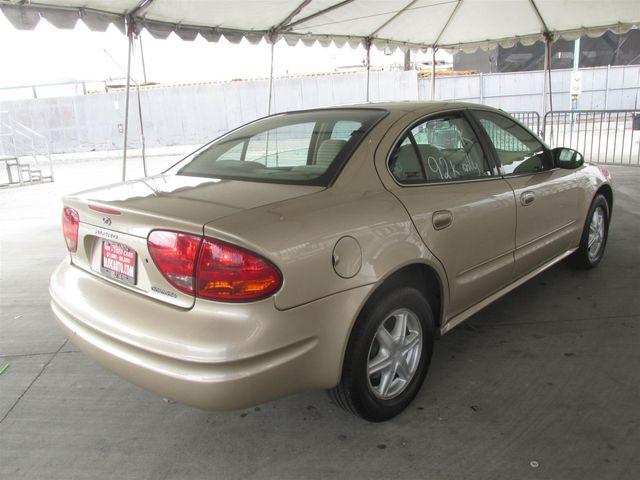 2002 Oldsmobile Alero GL1 Gardena, California 2