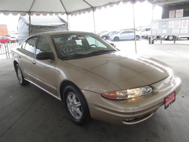 2002 Oldsmobile Alero GL1 Gardena, California 3