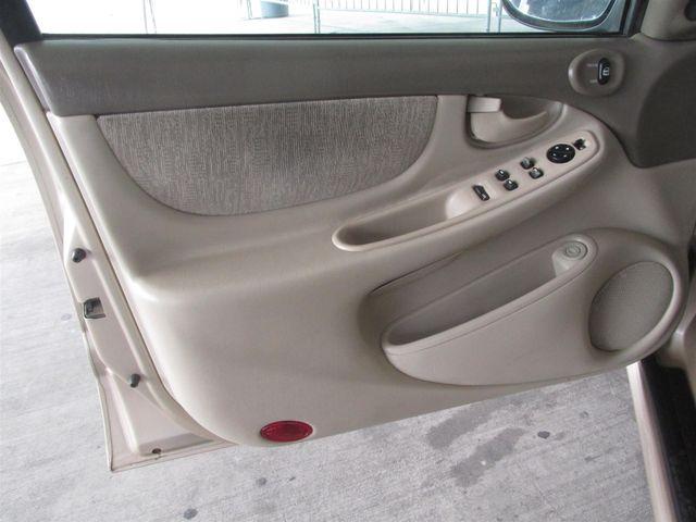 2002 Oldsmobile Alero GL1 Gardena, California 9