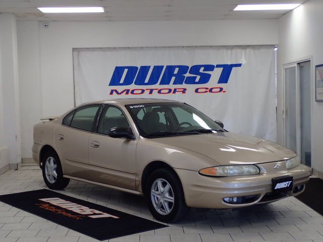 2002 Oldsmobile Alero GL1 Lincoln, Nebraska