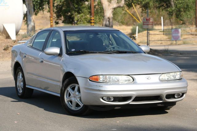 2002 Oldsmobile Alero GL1 Santa Clarita, CA 3
