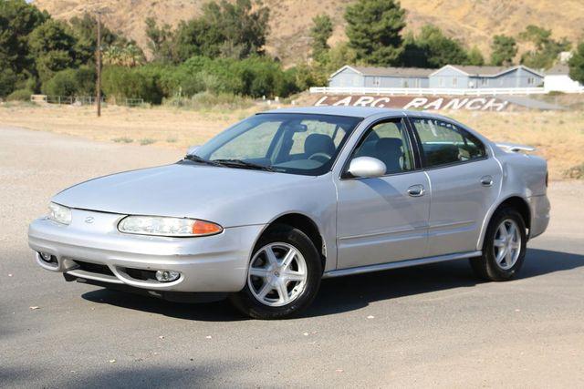 2002 Oldsmobile Alero GL1 Santa Clarita, CA 1
