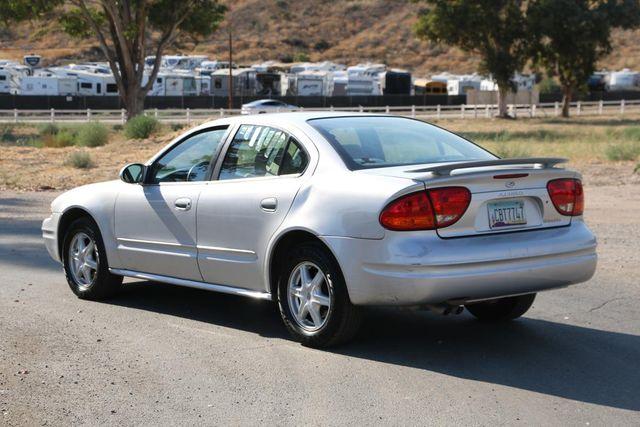 2002 Oldsmobile Alero GL1 Santa Clarita, CA 5