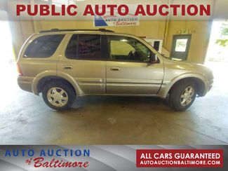 2002 Oldsmobile Bravada  | JOPPA, MD | Auto Auction of Baltimore  in Joppa MD