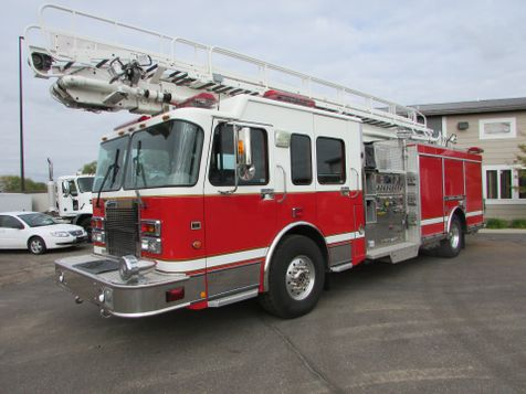 2002 Other Spartan Gladiator FF 75' Ladder Truck  in St Cloud, MN