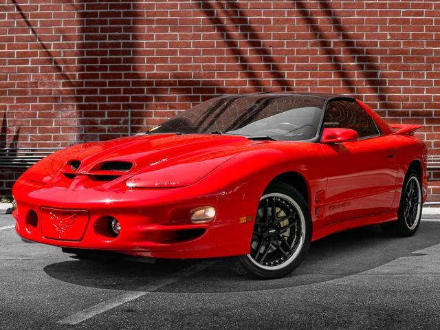 2002 Pontiac Firebird Trans Am WS6 Burbank, CA 0