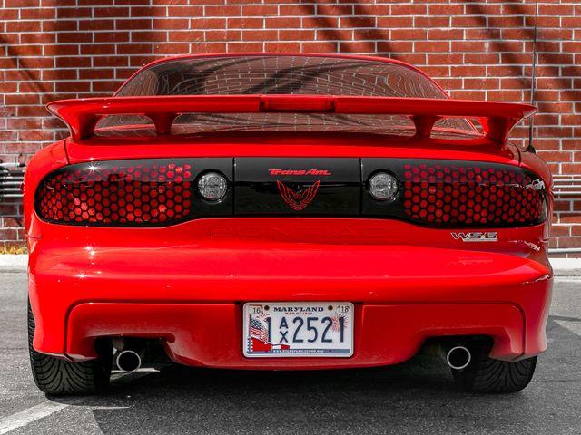 2002 Pontiac Firebird Trans Am WS6 Burbank, CA 3