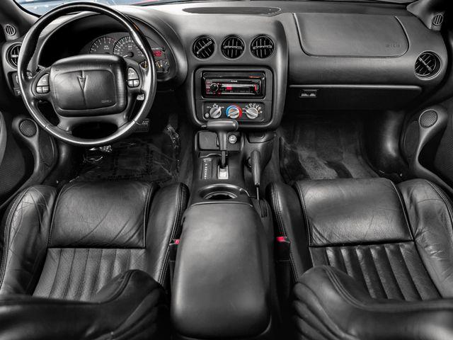 2002 Pontiac Firebird Trans Am WS6 Burbank, CA 8