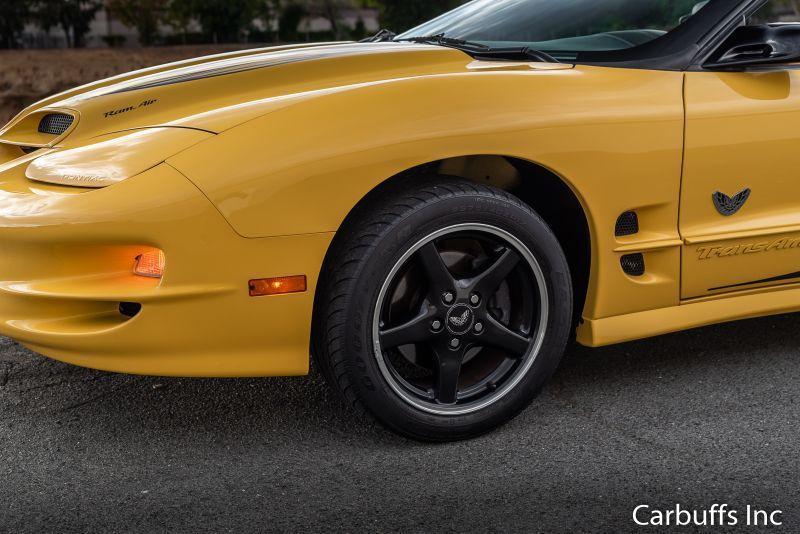 2002 Pontiac Firebird Trans Am Collectors Edition | Concord, CA | Carbuffs in Concord, CA