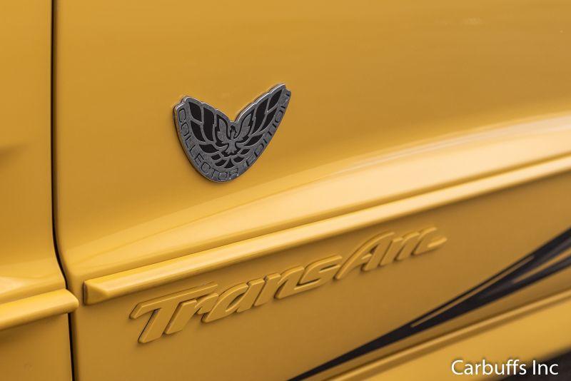 2002 Pontiac Firebird Trans Am Collectors Edition   Concord, CA   Carbuffs in Concord, CA