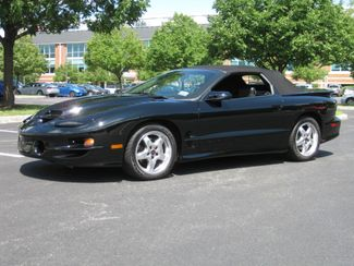 2002 Sold Pontiac Firebird Trans Am Conshohocken, Pennsylvania 1