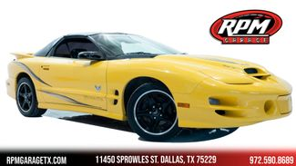 2002 Pontiac Firebird Trans Am WS6 Collectors Edition in Dallas, TX 75229