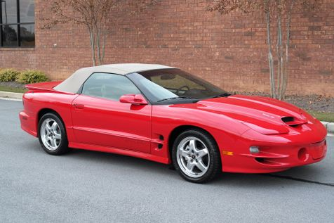 2002 Pontiac Firebird Trans Am in Flowery Branch, GA