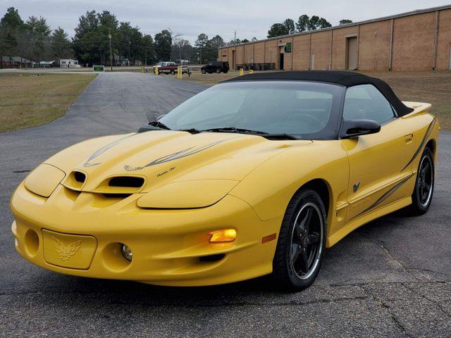 2002 Pontiac Firebird Trans Am Collectors Edition in Hope Mills, NC 28348
