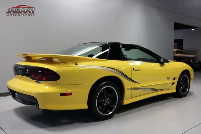 2002 Pontiac Firebird Trans Am Merrillville, Indiana 4