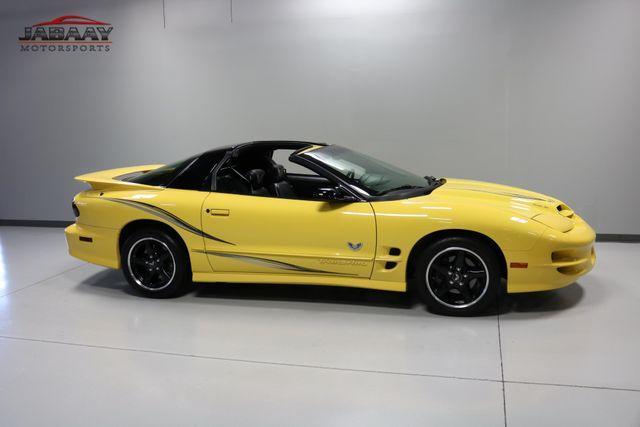 2002 Pontiac Firebird Trans Am Merrillville, Indiana 41