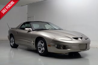 2002 Pontiac Firebird Coupe* Only 70k mi* T-Tops* V6*  | Plano, TX | Carrick's Autos in Plano TX