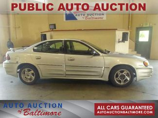 2002 Pontiac Grand Am GT | JOPPA, MD | Auto Auction of Baltimore  in Joppa MD