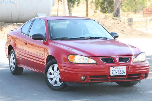 2002 Pontiac Grand Am SE Santa Clarita, CA 3