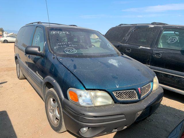 2002 Pontiac Montana w/1SA Pkg in Orland, CA 95963