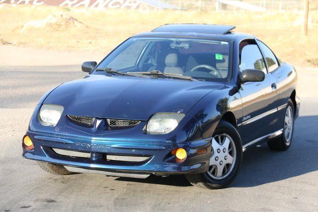 2002 Pontiac Sunfire SE Santa Clarita, CA 4