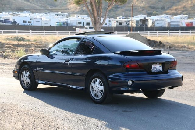 2002 Pontiac Sunfire SE Santa Clarita, CA 5