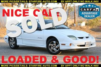 2002 Pontiac Sunfire SE Santa Clarita, CA