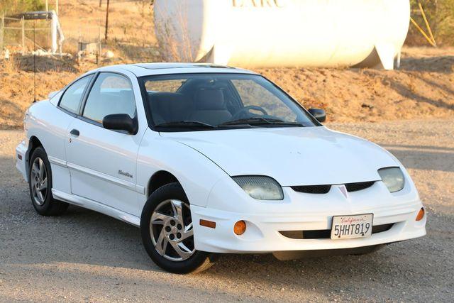 2002 Pontiac Sunfire SE Santa Clarita, CA 3